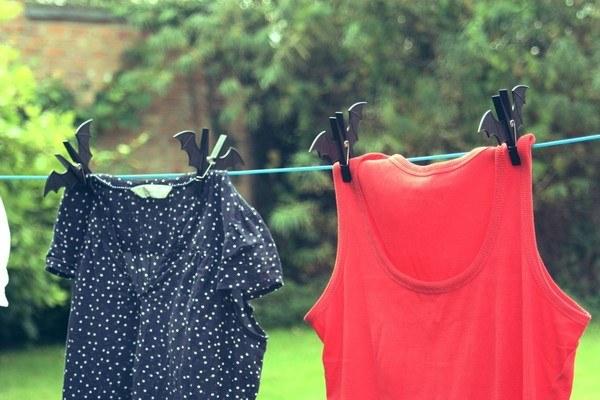 Công nghệ vắt cực khô giúp phơi quần áo nhanh hơn