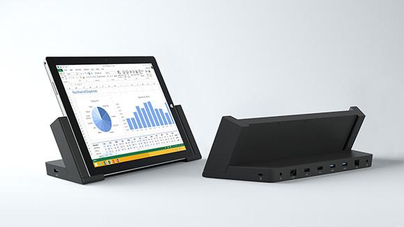 Mọi điều cần biết về Surface Pro 3 4k dock