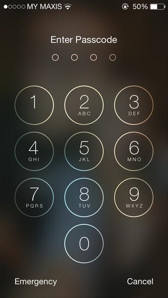 Trào lưu chế ảnh màn hình khóa iPhone, iPad đang gây 'sốt' 7