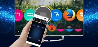 3 bước sử dụng Smartphone Android điều khiển tivi vô cùng tiện dụng