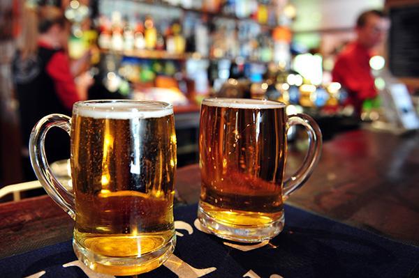 Men bia giúp chống lại vi khuẩn