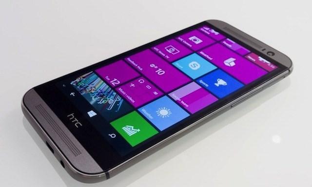 One M8 Windows Phone lộ giá bán cực tốt, có thể dùng tại Việt Nam