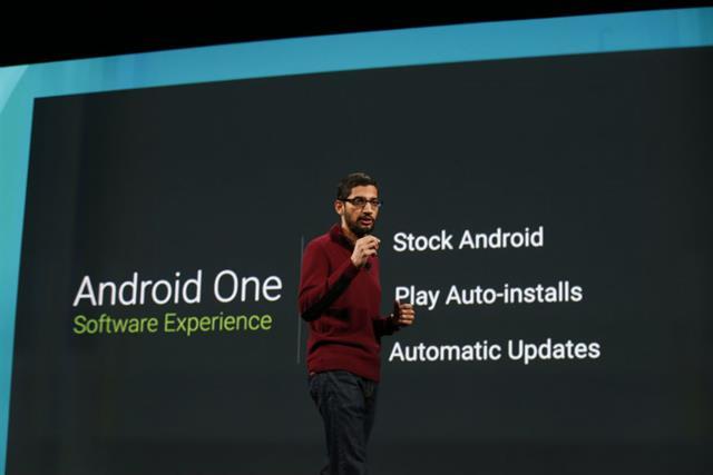 Android One được trình làng tại Google I/O 2014