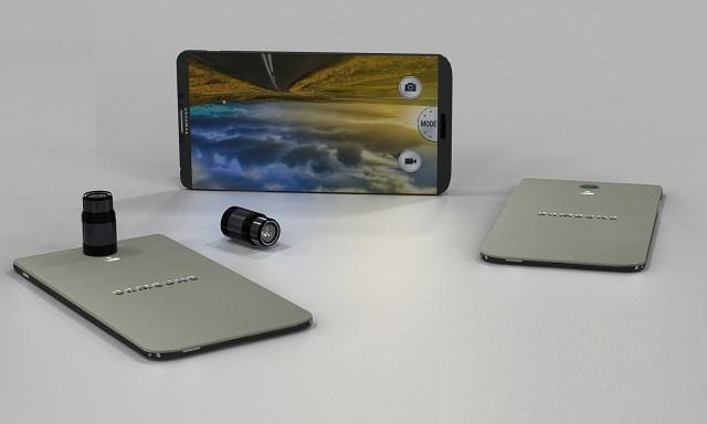 Samsung tiếp tục khoe nhiều tính năng hiếm có trên Galaxy Note 4