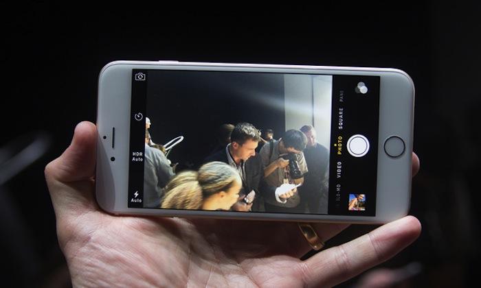 Hệ thống âm thanh iPhone 6 không có cải tiến