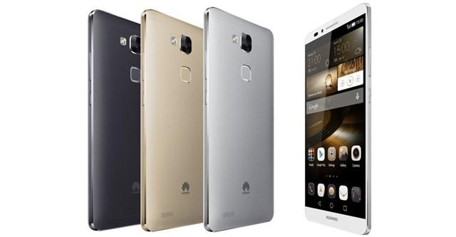 Huawei mượn Ascend Mate 7
