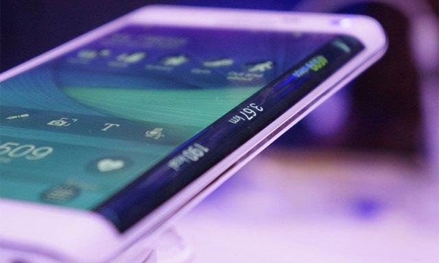 Hiểu rõ hơn về màn hình cong trên Galaxy Note Edge
