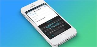 5 phút để cài bàn phím của bên thứ 3 trên iOS 8