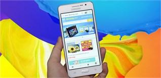 Đánh giá nhanh Samsung Galaxy Grand Prime - Smartphone chuyên tự sướng