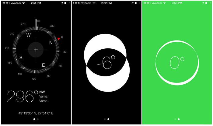 Iphone có đủ bộ dụng cụ để đo đạc