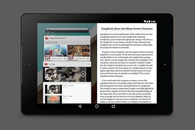 Tính năng mới cực hữu ích trên hệ điều hành Android tương lai