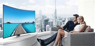 Tivi màn hình cong là gì?