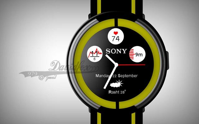 Concept Smartphone Sony