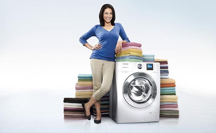 Các mẫu máy giặt lồng ngang cao cấp đều có tốc độ quay hơn 1000 vòng/ phút