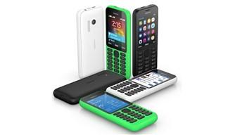 Trên tay Nokia 215, thời lượng pin dài với giá chỉ 600 ngàn đồng