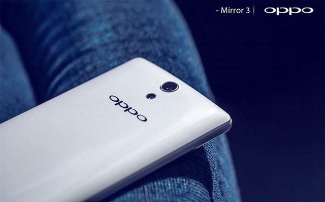 Một smartphone tầm trung mới của Oppo