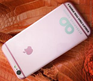 iPhone 6 phiên bản màu hồng cho valentine năm nay 6