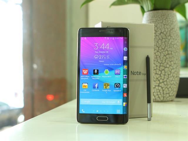 Samsung Galaxy Note Edge ấn định giá bán gây choáng tại Việt Nam 6