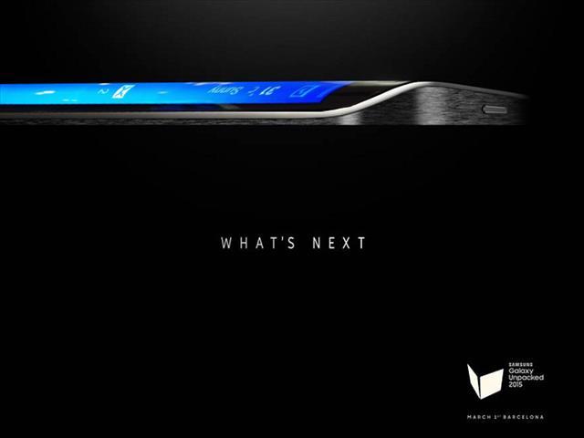 Samsung bất ngờ để lộ Galaxy S Edge trong lời mời ra mắt 6