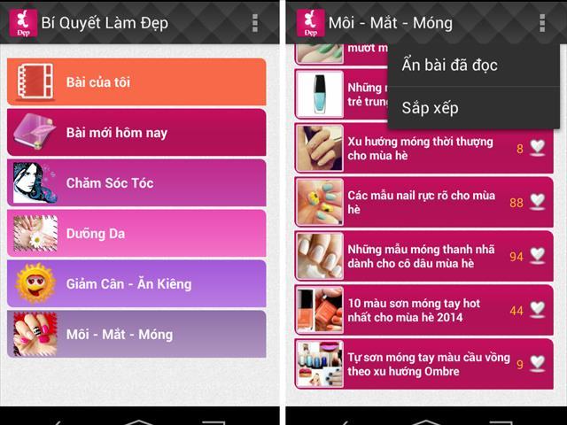 5 app lam dep