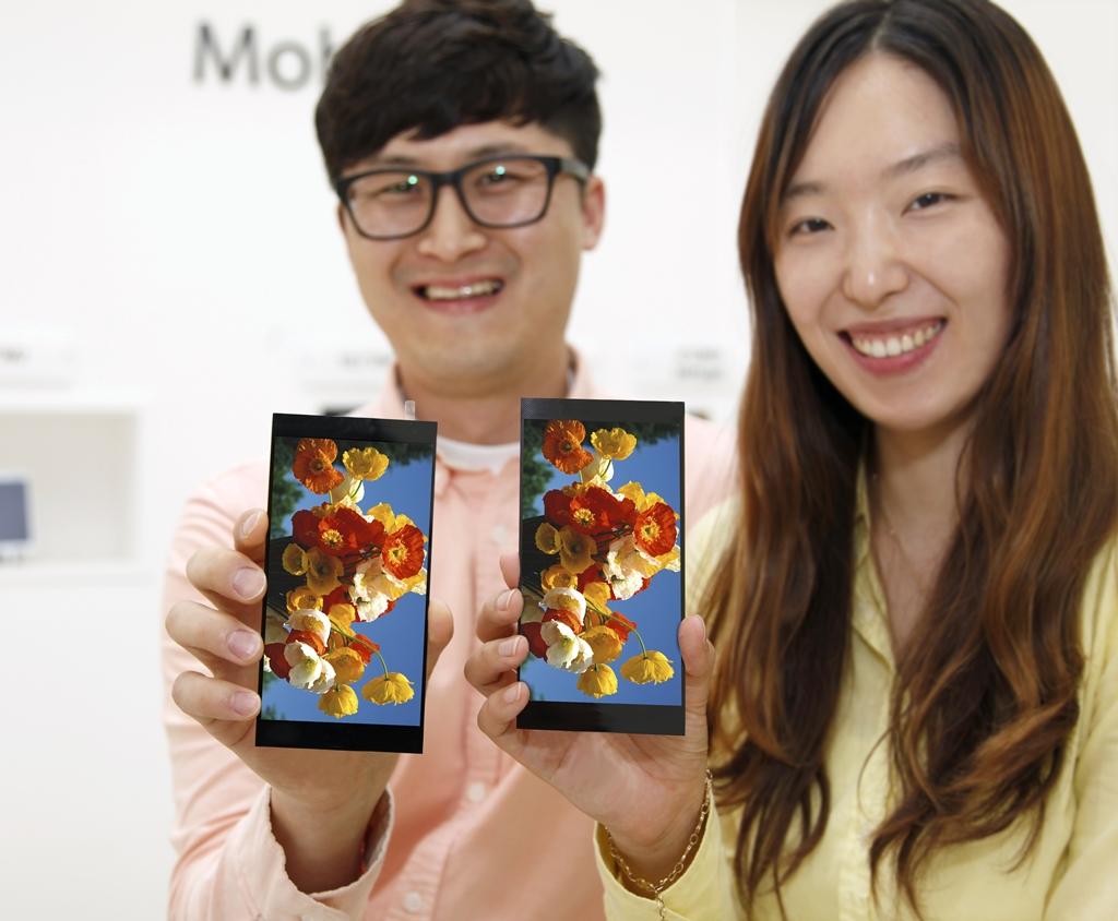 LG G4 sẽ sử dụng màn hình QHD tân tiến nhất hiện nay của LG