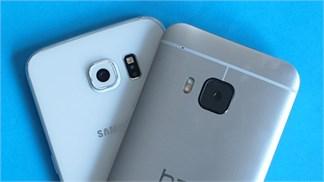 [So sánh] Galaxy S6 vs One M9, phần 2