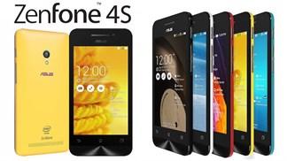 Zenfone 4S bất ngờ xuất hiện, sự lựa chọn mới trong phân khúc smartphone siêu rẻ