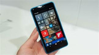 Lumia 640 có giá bán chính thức và cho phép đặt hàng tại thegioididong