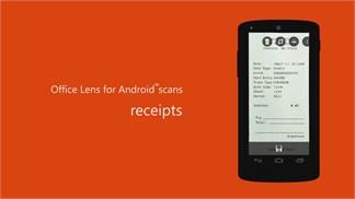 Microsoft 'hào phóng' đưa ứng dụng biến smartphone thành máy scan lên Android và iOS