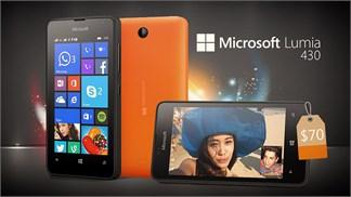 5 smartphone chính hãng giá trên dưới 1,5 triệu đồng xài 'ngon hơn hàng chợ'