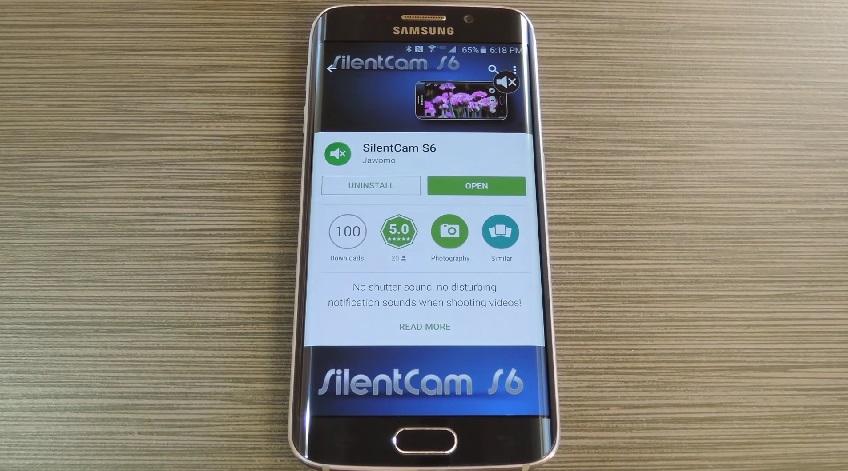 Cài đặt SilentCam S6