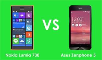 Smartphone phân khúc giá khoảng 5 triệu trở xuống, chọn Lumia hay Zenfone?