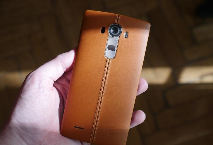 LG G4 vỏ da