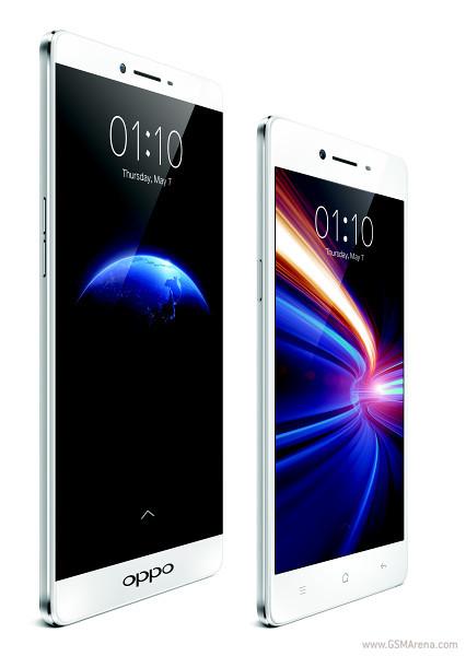 Lo dien day du cau hinh cua smartphone khung vo nhom cuc dep Oppo R7 Plus