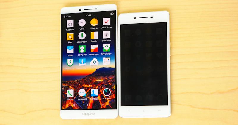 Loạt ảnh trên tay Oppo R7 và R7 Plus 18