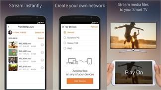 Chia sẻ dữ liệu 'tức thời' từ thiết bị Android sang iOS bằng Sunshine