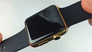 'Hô biến' Apple Watch thành phiên bản mạ vàng 24K, giá chỉ 2,1 triệu