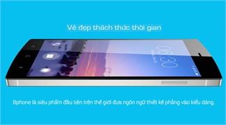 Báo chí thế giới bình luận gì về Bphone 'made in Vietnam'