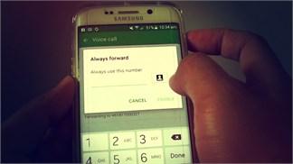 Cách bật tính năng chuyển tiếp cuộc gọi trên Galaxy S6 & S6 Edge