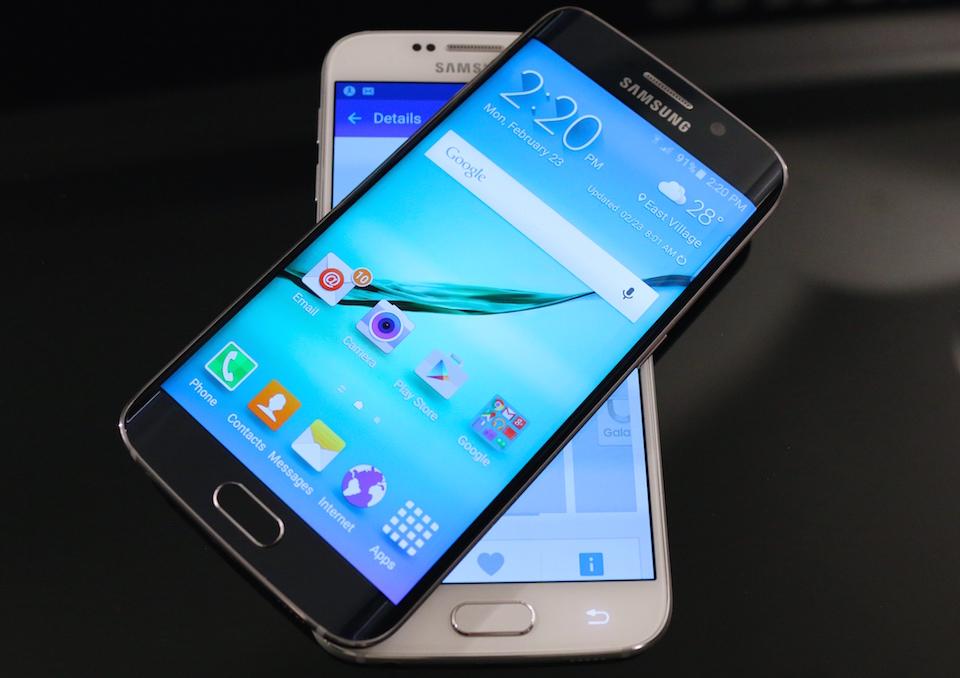 Galaxy S6 và Galaxy S6 Edge