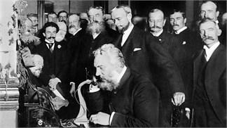[Nhân vật] Graham Bell: Nhà phát minh lỗi lạc, chủ nhân bằng sáng chế điện thoại (phần 1)