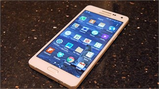 Smartphone siêu mỏng Galaxy A8 lộ diện đầy đủ thông số kỹ thuật