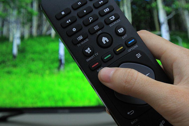 Xóa ứng dụng trên tivi