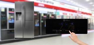 Cách sử dụng bảng điều khiển tủ lạnh LG GR-P227GS 501 lít