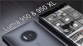 Hé lộ thời điểm ra mắt Lumia 950 và Lumia 950 XL