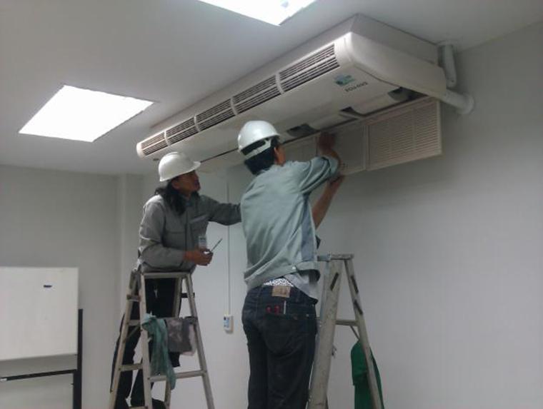 Gọi đến thợ sửa chữa để máy của bạn hoạt động một cách tốt nhất.