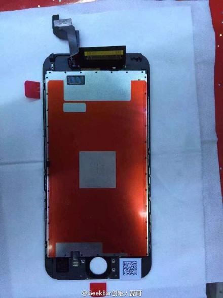 Các linh kiện lắp ráp iPhone 6s 2