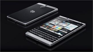 BlackBerry chính thức ra mắt Passport Silver Edition với RAM 3GB, camera 13MP hỗ trợ OIS