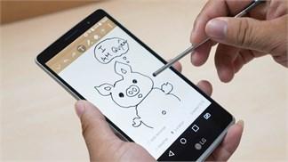 Đánh giá chi tiết LG G4 Stylus: Thiết kế đẹp, pin khá, camera lấy nét nhanh