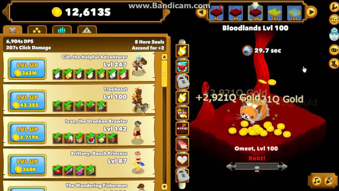 Clicker Heroes 3